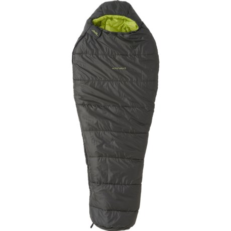 0°F Echo Lake Sleeping Bag - Mummy, Regular - CITRUS/GREY ( )