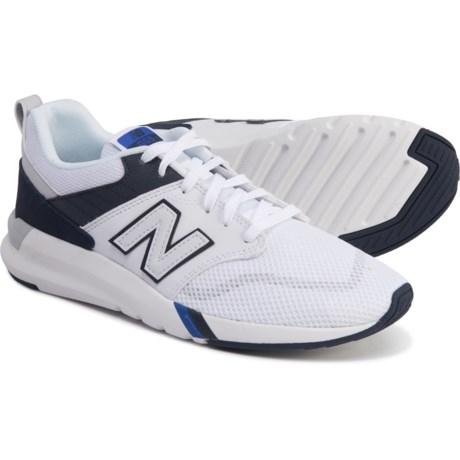 009 Sneakers (For Men) - WHITE (8 )