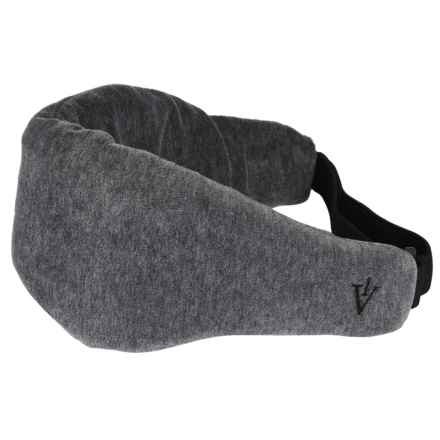 1 Voice Sleep Bluetooth® Headphones Eye Mask in Grey - Closeouts