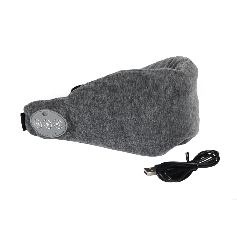 1 Voice Sleep Bluetooth® Headphones Eye Mask
