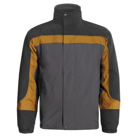 10,000 Feet Above Sea Level Pacific Teaze Stripe Jacket - 3-in-1 (For Men) in Grey
