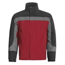 10,000 Feet Above Sea Level Pacific Teaze Stripe Jacket - 3-in-1 (For Men) in Red - Closeouts