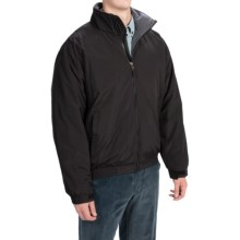 10,000 Feet Above Sea Level Polar Fleece Jacket - Insulated (For Men) in Black - Closeouts