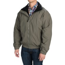 10,000 Feet Above Sea Level Polar Fleece Jacket - Insulated (For Men) in Charcoal - Closeouts
