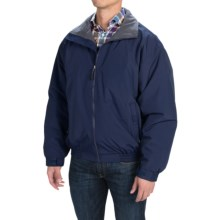 10,000 Feet Above Sea Level Polar Fleece Jacket - Insulated (For Men) in Navy - Closeouts