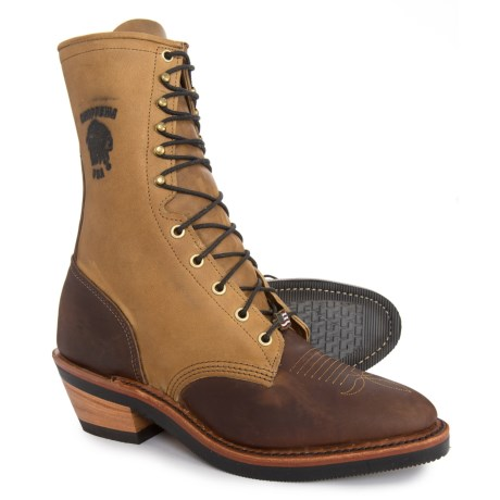 Image of 10? Arroyos Lace-Up Boots - Factory 2nds (For Men)