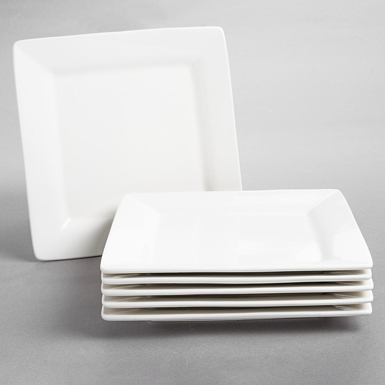 10 strawberry street nova square dinner plates 9 3 4. Black Bedroom Furniture Sets. Home Design Ideas