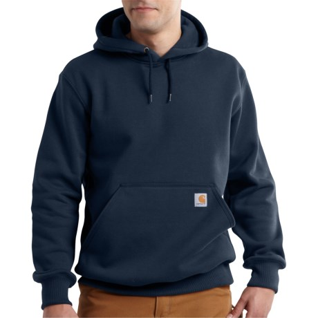 Image of 100615 Paxton Rain Defender(R) Hoodie - Factory Seconds (For Men) - NEW NAVY (2XL )