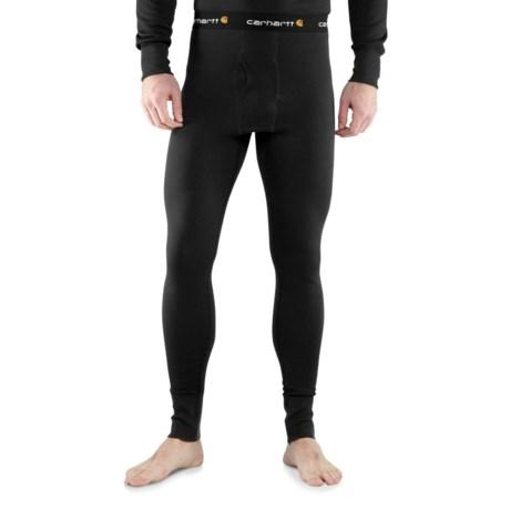 100642 Base Force(R) Cold-Weather Pants - Factory Seconds (For Men) - BLACK (2XL ) thumbnail