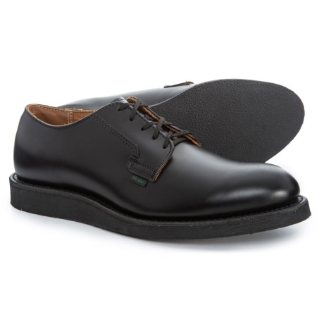 Image of 101 Postman Oxford Shoes - Leather, Factory 2nds (For Men)