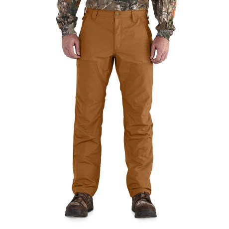 c565842c0d67c More Info; 102282 Upland Field Pants - Relaxed Fit (For Men) - CARHARTT  BROWN ( )