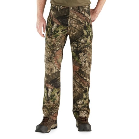 102288 Rugged Flex(R) Rigby Camo Dungaree Pants - Factory Seconds (For Men) - MOSSY OAK BREAK-UP COUNTRY ( ) thumbnail