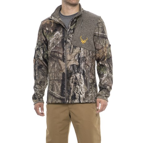 10X Base Camp Jacket (For Men) - MOSSY OAK COUNTRY (L ) thumbnail