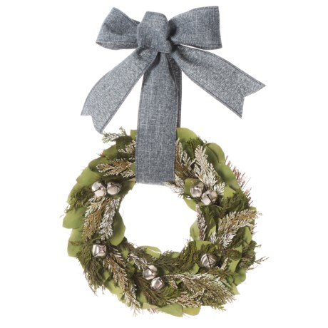 Image of 12? Natural Salal and Preserved Cedar Wreath