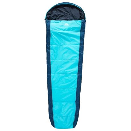 Image of 15°F Echotec Hollowfiber Sleeping Bag - Mummy