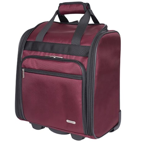 Image of 15? Underseat Roller Carry-On Suitcase