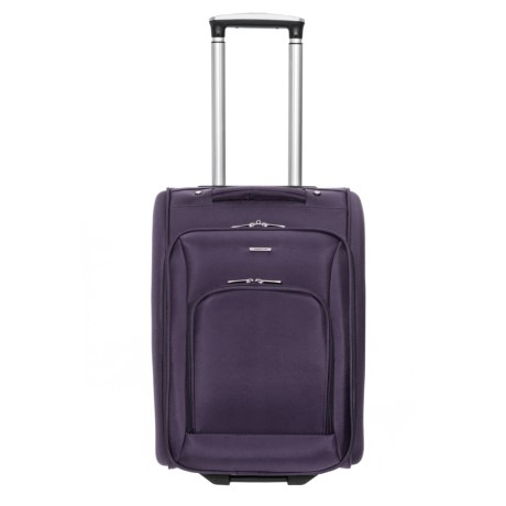 Image of 18? Underseat Roller Carry-On Suitcase