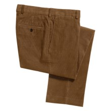 18-Wale Corduroy Pants (For Men) in Umber - 2nds