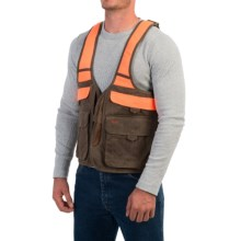 1816 by Remington 1816 Upland Bird Vest (For Men) in Dark Oak - Closeouts