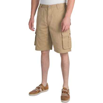 1816 by Remington Cargo Shorts (For Men) in Khaki - Closeouts