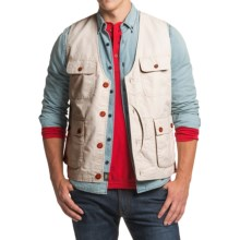 1816 by Remington Explorer Vest (For Men) in Oatmeal - Closeouts