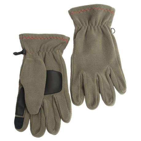 1816 by Remington Fleece Conductive Gloves Touch Screen Compatible (For Men and Women)