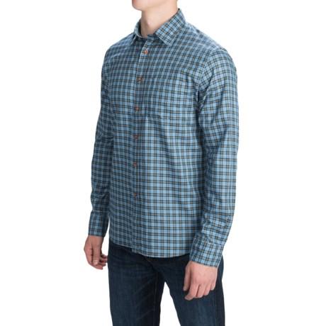 1816 by Remington Gunnison Sport Shirt Long Sleeve (For Men)