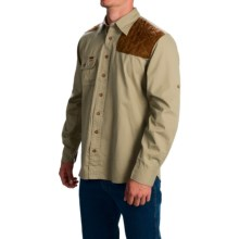 1816 by Remington Left-Handed Shooting Shirt - Long Sleeve (For Men) in Wiilow - Closeouts
