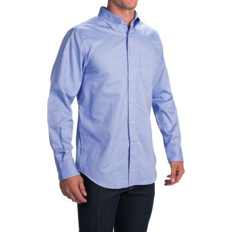 1816 by Remington Oxford Button Down Shirt Long Sleeve (For Men)