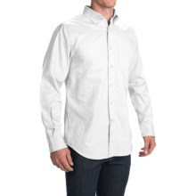 1816 by Remington Oxford Button-Down Shirt - Long Sleeve (For Men) in White - Closeouts