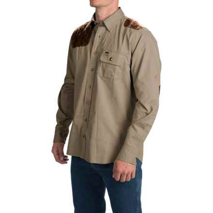 1816 by Remington Shooting Shirt - Long Sleeve (For Men) in Willow - Closeouts