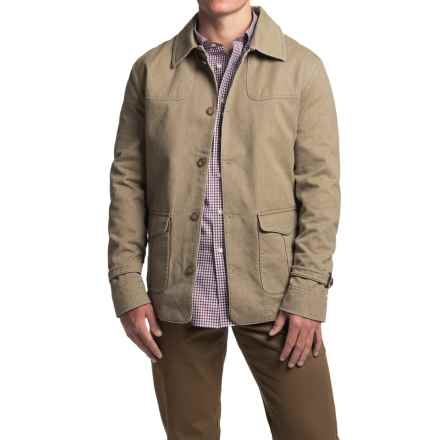 1816 by Remington Steele's Creek Tweed Jacket (For Men) in Tan - Closeouts