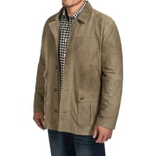 1816 by Remington The Davidson Suede Jacket (For Men) in Loden - Closeouts