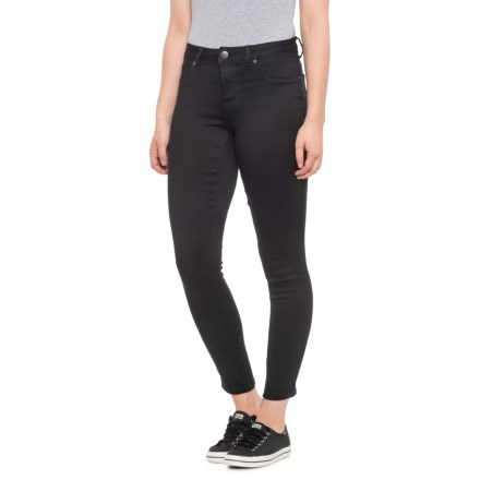 8862dc0cf3cf9 Clearance. 1822 Denim Butter Ankle Skinny Jeans (For Women) in Black