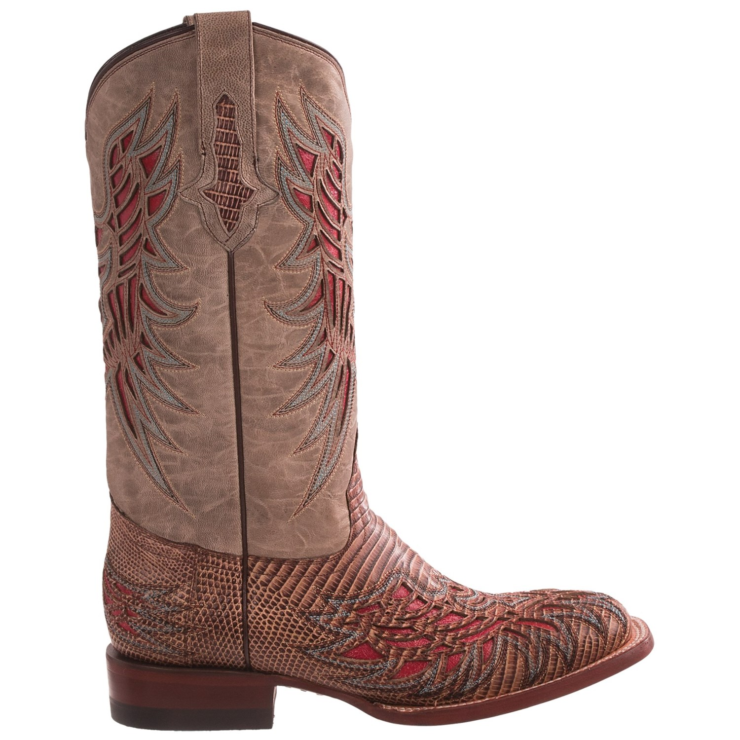 1883 by lucchese lizard cowboy boots for 8271m