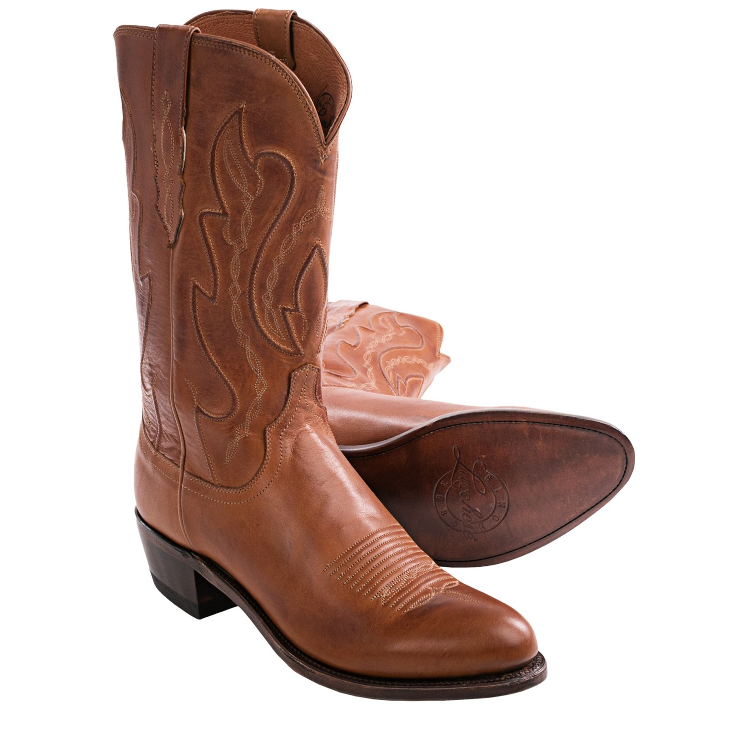 1883 by lucchese ranch cowboy boots toe for