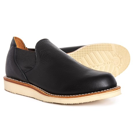 Image of 1967 Original Romeo Shoes - Slip-Ons, Leather, Factory 2nds (For Men)