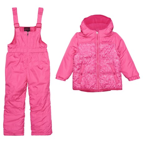 2-Piece Snowsuit - Insulated (For Infant Girls) photo