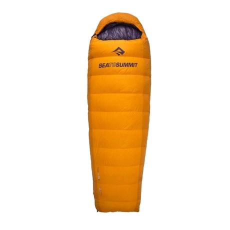 Image of 20°F Trek TK I Sleeping Bag - 650+ Fill Power, Mummy, Long (For Women)