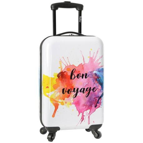 Image of 20? Live It Up Hardside Spinner Carry-On Suitcase