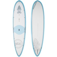 "2012 Starboard NRG Fitness Stand-Up Paddleboard -10'5""x30"" in Ast Candy - 2nds"