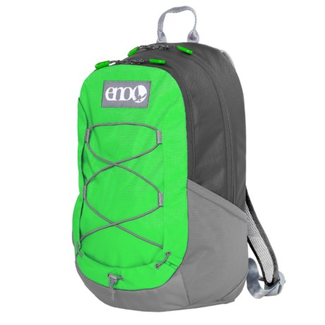20L Indio Backpack - LIME/CHARCOAL ( )