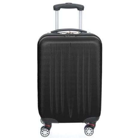 Image of 21? Dallas Power Box Carry-On Spinner Suitcase