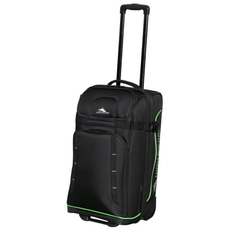 Image of 21? Evanston Rolling Carry-On Upright Suitcase