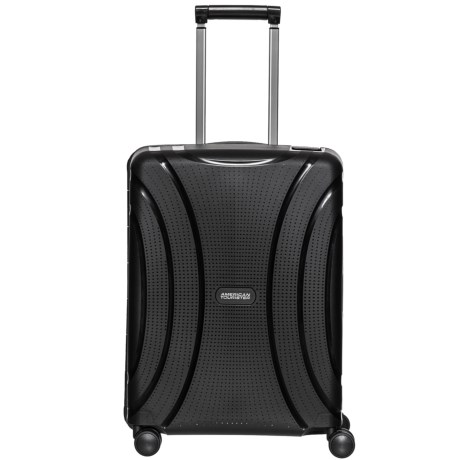 Image of 21? Lock N Roll Hardside Spinner Carry-On Suitcase