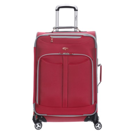 Image of 21? Tuscany Spinner Carry-On Suitcase - Softside