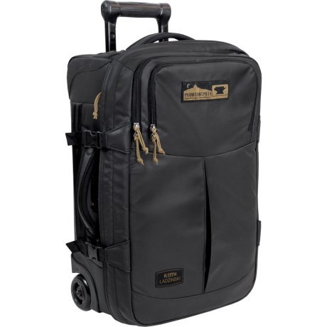 Image of 22? Boarding Pass Carry-On Rolling Suitcase - Expandable, Softside