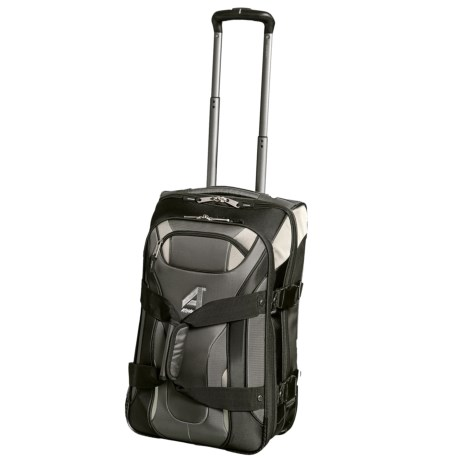 Image of 22? Independence Pass Rolling Carry-On Suitcase