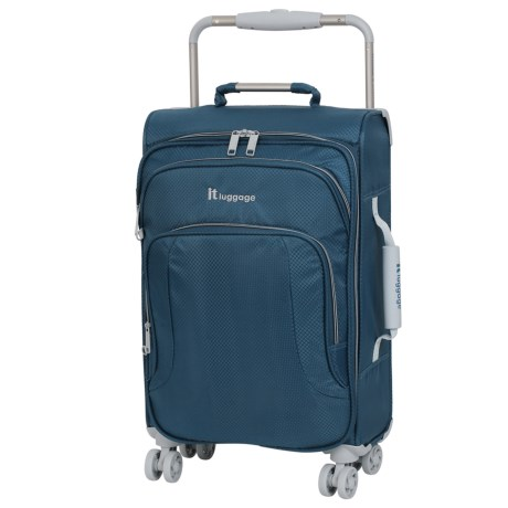 Image of 22? World?s Lightest Spinner Carry-On Suitcase - Softside