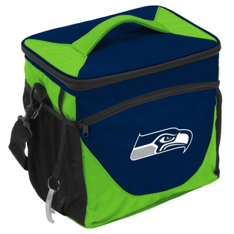 Image of 24-Can Cooler - Seahawks